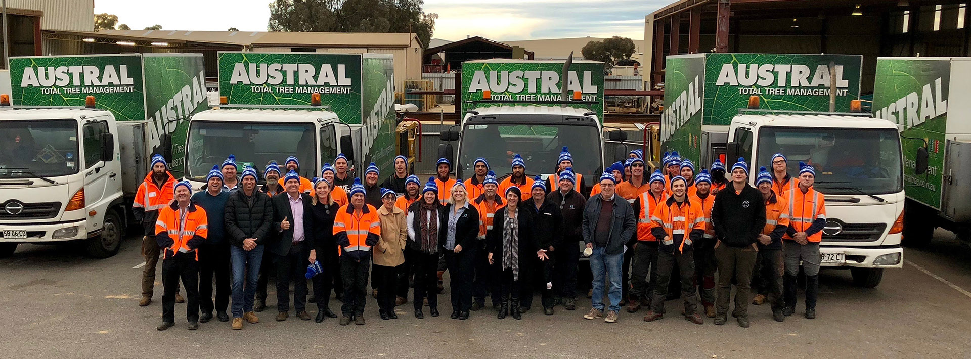 Working at Austral is more than just a job